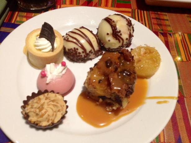 Photo courtesy of Mary Morales and Disney Food Fans Facebook Page